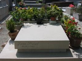 Poiret jean 1926 1992 cimeti res de france et d 39 ailleurs for Biographie alexandre jardin