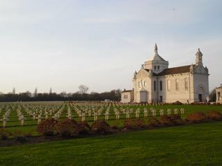 Ablain saint nazaire 62 n cropole nationale de notre dame de lorette cimeti res de france - Bassin recreatif ancienne lorette calais ...